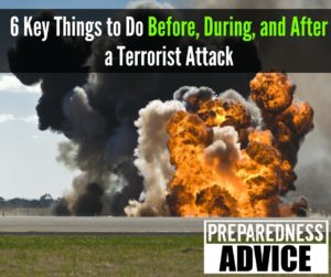 Prepare and Survive Before, During, and After a Terrorist Attack